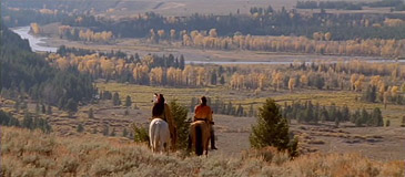 dances with wolves bridge and barriers 'dances with wolves' mary mcdonnell builds a bridge across cultures jason lone hill and michael spears portray young sioux in dances with wolves.