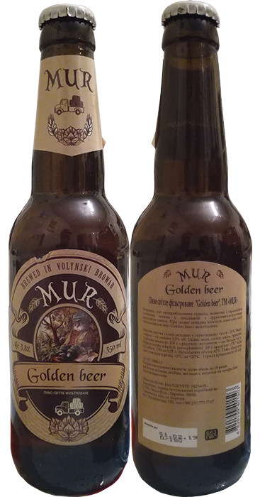 Mur Golden Beer
