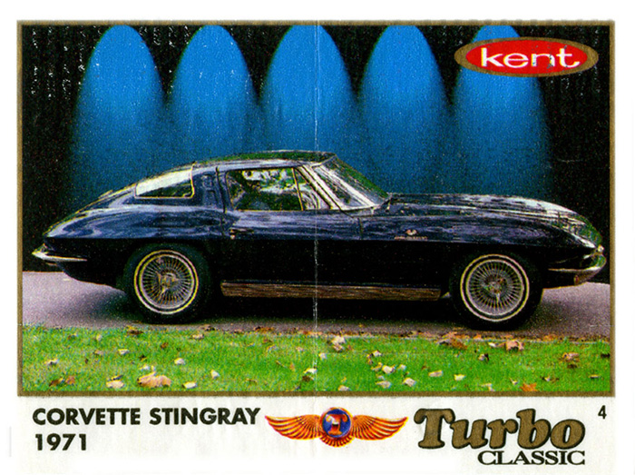 Turbo Classic № 04: Corvette Stingray