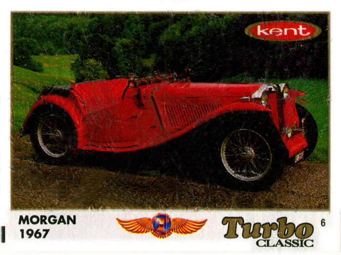 Turbo Classic № 006: Morgan
