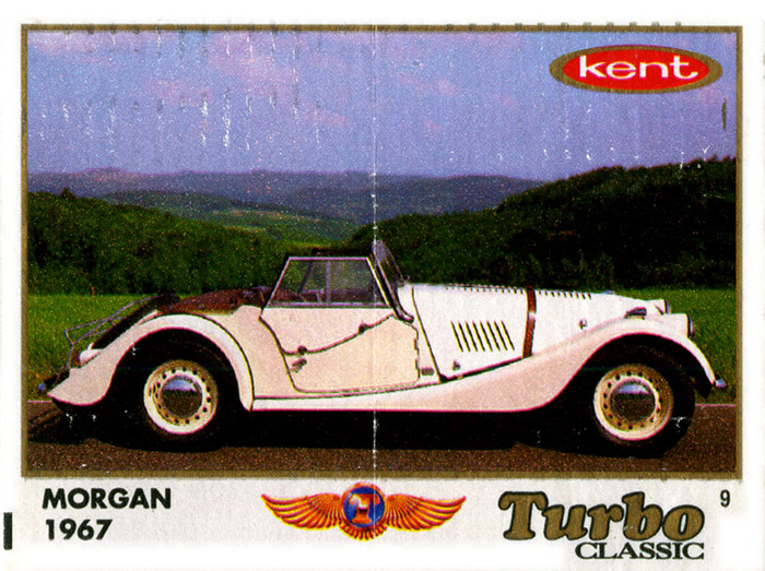 Turbo Classic № 009: Morgan