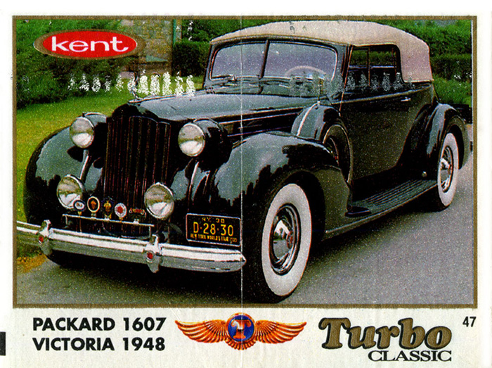 Turbo Classic № 47: Packard 1607 Victoria