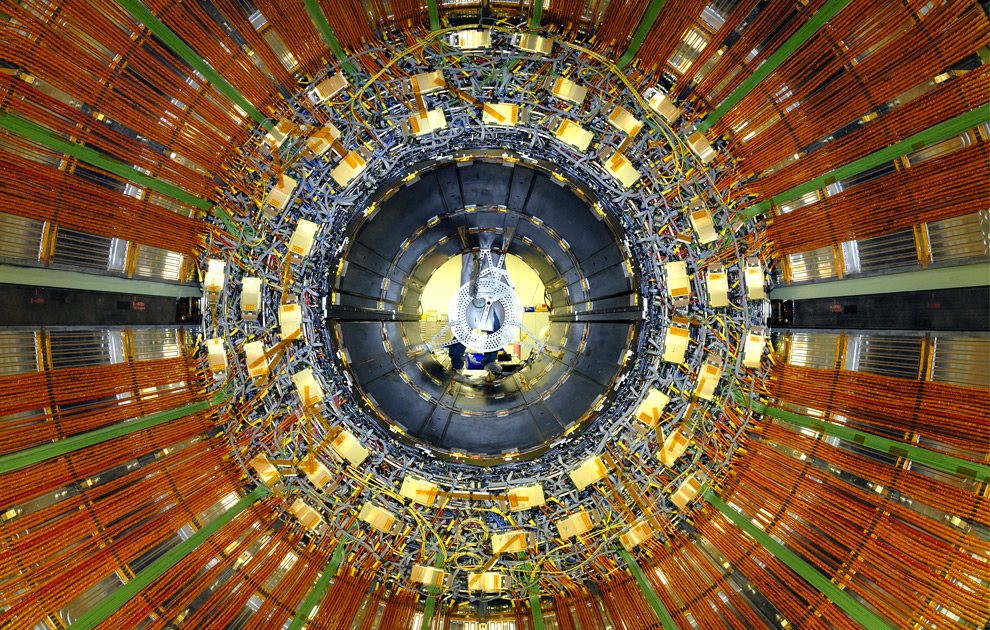 the large hadron collider Nobel prize-winning physicist frank wilczek and scientific american editor george musser talk about the large hadron collider, the most powerful particle accelerator ever built, which went online this week plus, we'll test your knowledge about some recent science in the news web sites mentioned in.